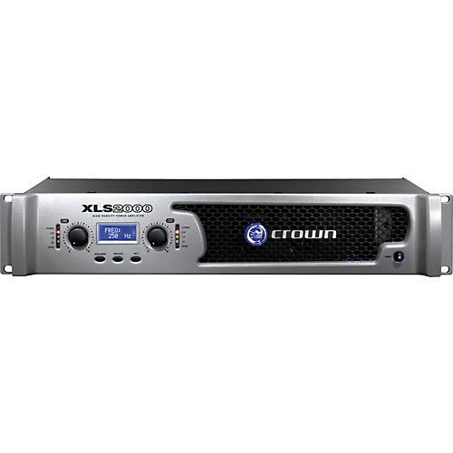 Crown XLS2000 DriveCore Series Power Amp-thumbnail