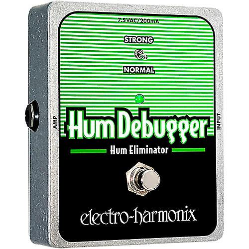 Electro-Harmonix XO Hum Debugger Hum Eliminator Guitar Effects Pedal thumbnail