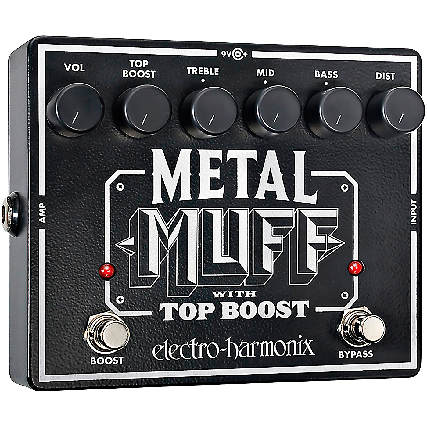 Electro-Harmonix XO Metal Muff with Top Boost Distortion Guitar Effects Pedal thumbnail