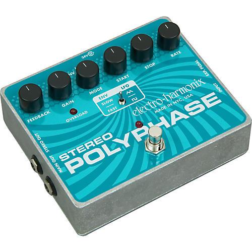 Electro-Harmonix XO Stereo Polyphase Guitar Effects Pedal-thumbnail