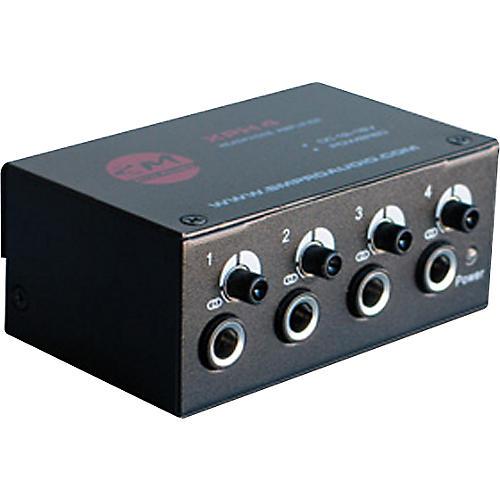 SM Pro Audio XPH4 4-Channel Headphone Amp thumbnail