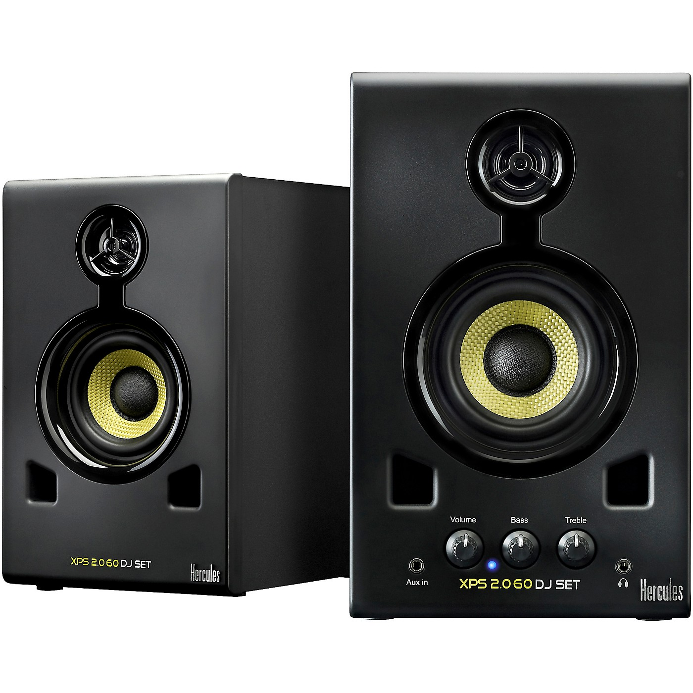 Hercules DJ XPS 2.0 60 DJ Multimedia Speakers thumbnail