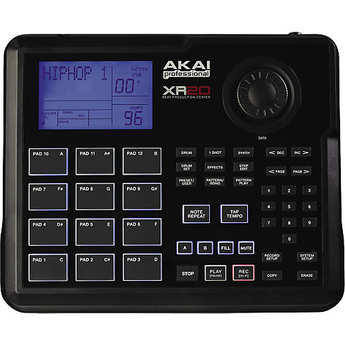 Akai Professional XR20 Beat Production Station thumbnail