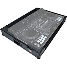 ProX XS-DDJRZXWBL Black ATA Style Flight Road Case for Pioneer DDJ-RZX DJ Controller with Wheels
