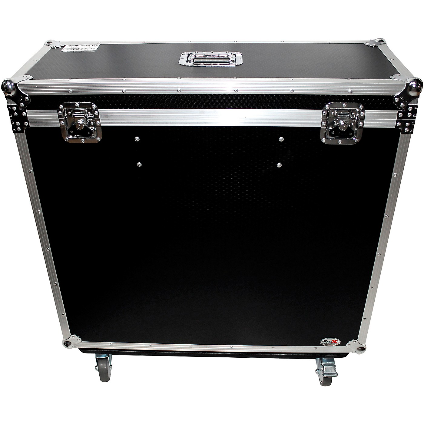 ProX XS-MIDM32DHW Flight Case For Midas M32 With Doghouse And Wheels thumbnail