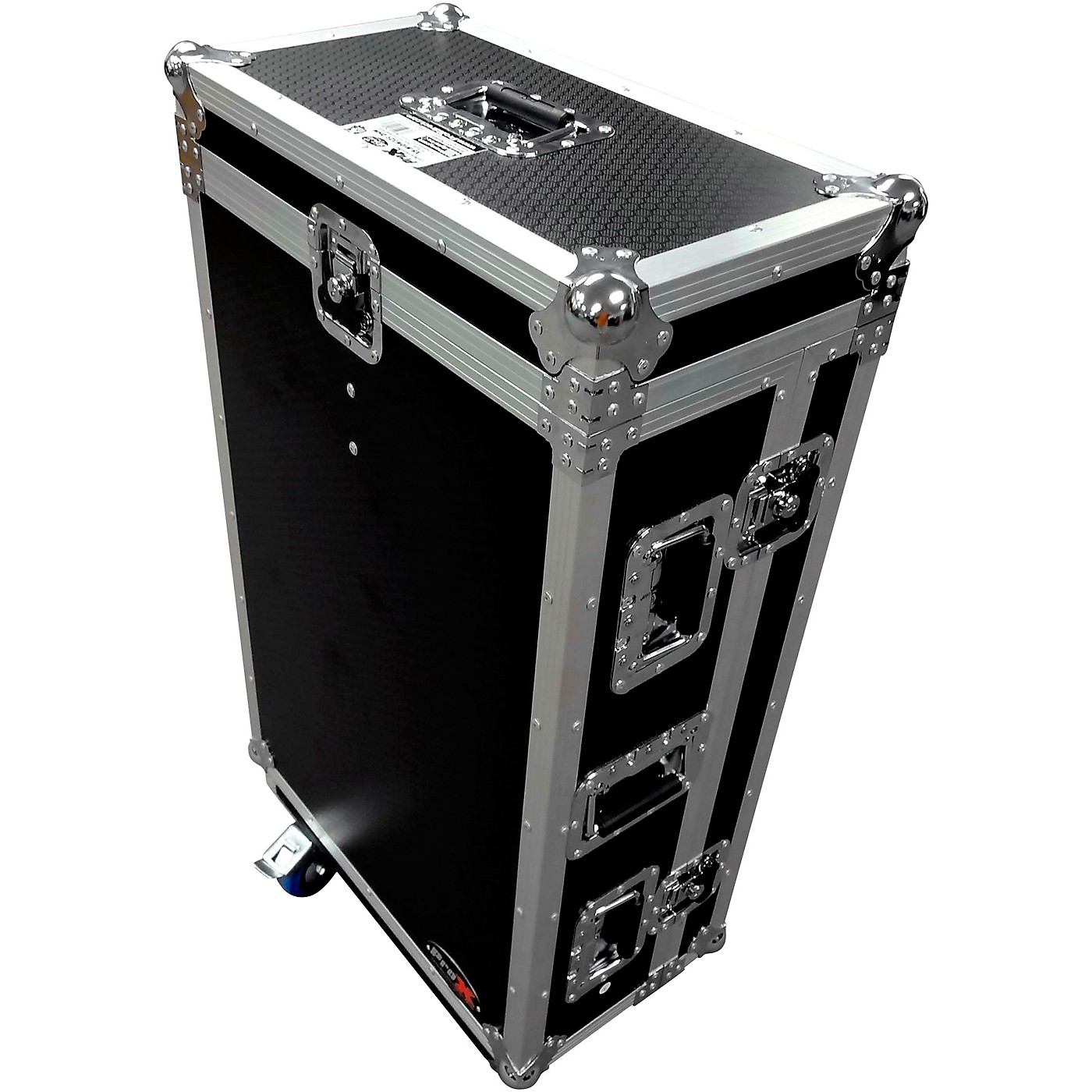 ProX XS-MIDM32RDHW Flight Case For Midas M32R With Doghouse And Wheels thumbnail