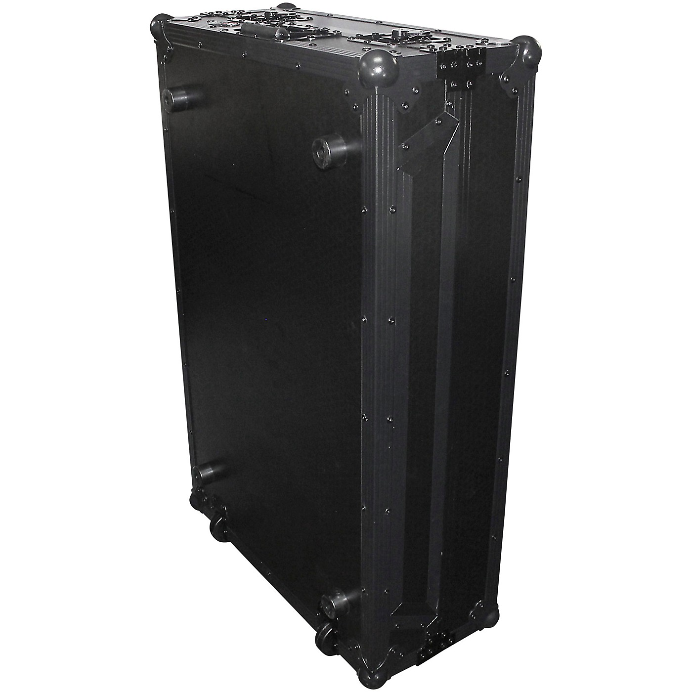 ProX XS-NS7IIIWLT ATA-Style Flight Road Case with Wheels and Sliding Laptop Shelf for Numark NS7III and NS7II DJ Controllers thumbnail