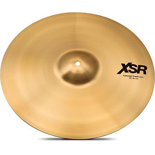 Sabian XSR Concept Crash Cymbal thumbnail