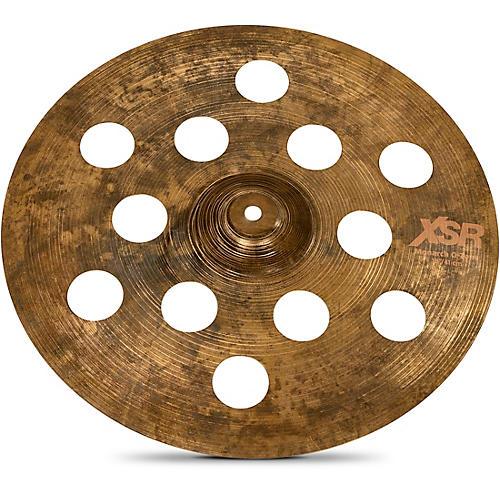 Sabian XSR Monarch O-Zone Crash Cymbal thumbnail