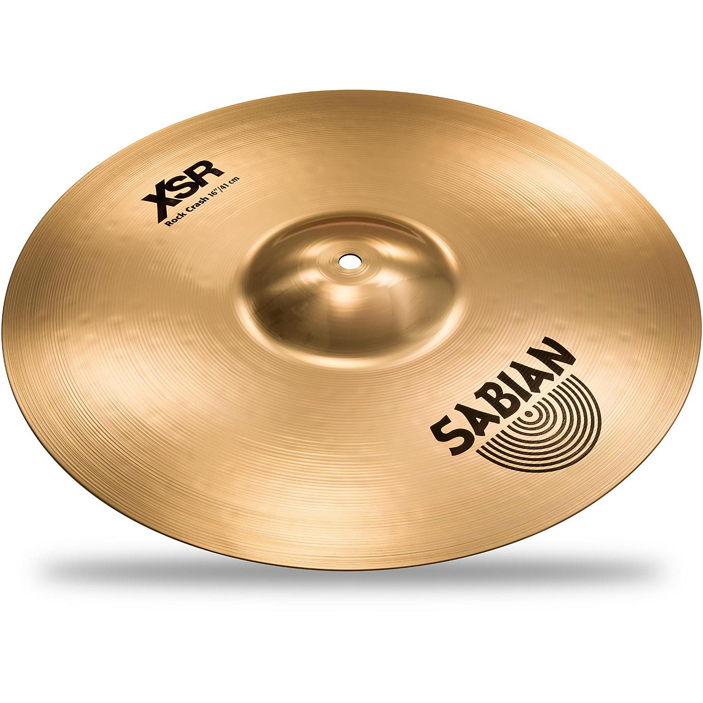 Sabian XSR Series Rock Crash Cymbal thumbnail