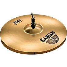 Sabian XSR Series Rock Hi-Hat Cymbal Pair