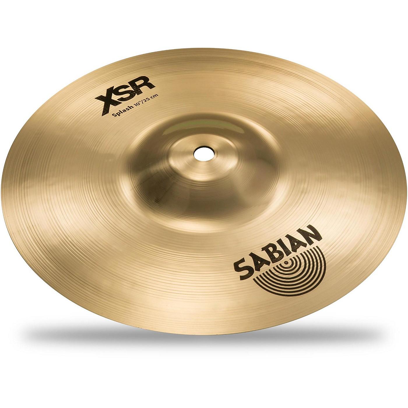 Sabian XSR Series Splash Cymbal thumbnail