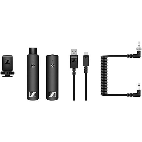 Sennheiser XSW-D PORTABLE INTERVIEW SET Digital Wireless System (Mic NOT included) thumbnail