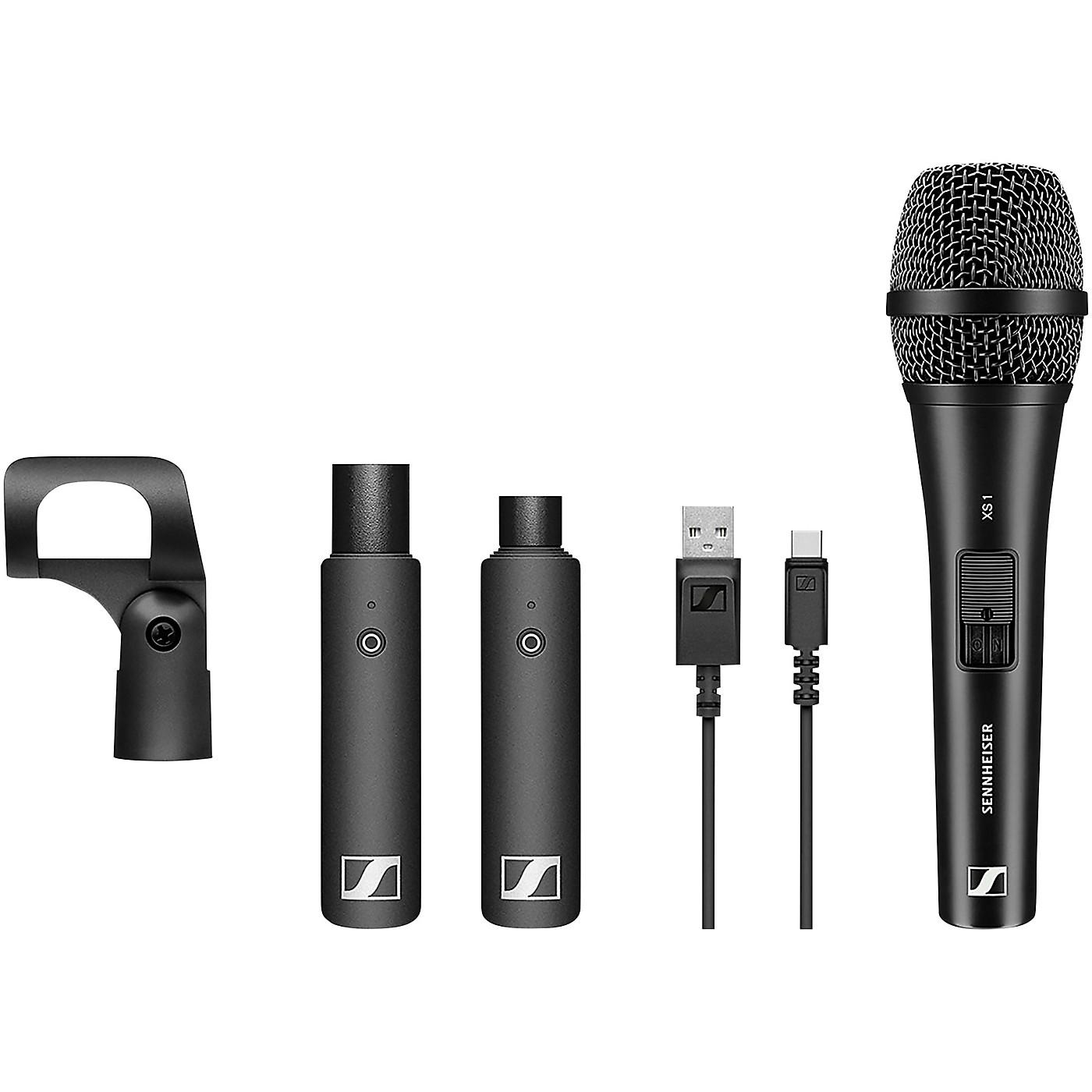 Sennheiser XSW-D VOCAL SET Wireless Handheld System thumbnail