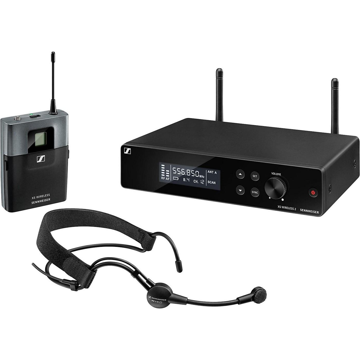 Sennheiser XSW2-ME3 Headset Wireless System thumbnail