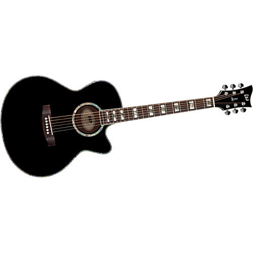 ESP XTONE AC-10E Acoustic-Electric Guitar thumbnail