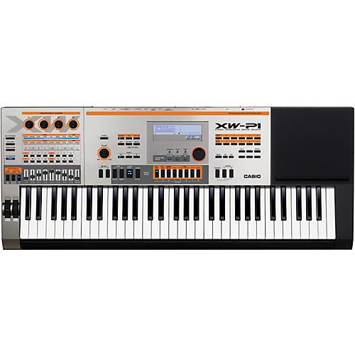 Casio XW-P1 Performance Synthesizer thumbnail