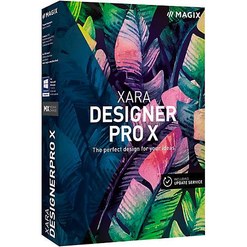 Magix Xara Designer Pro X Upgrade thumbnail