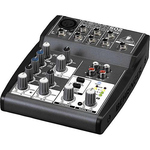 Behringer Xenyx 502 Mixer thumbnail