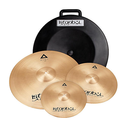 Istanbul Agop Xist Cymbal Set thumbnail