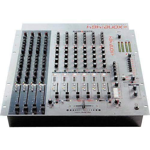 Allen & Heath Xone 464 16-Input Pro Club DJ Mixer thumbnail