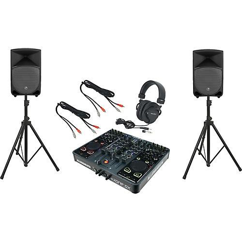 Allen & Heath Xone:DX / Mackie Thump TH-12A DJ Package-thumbnail