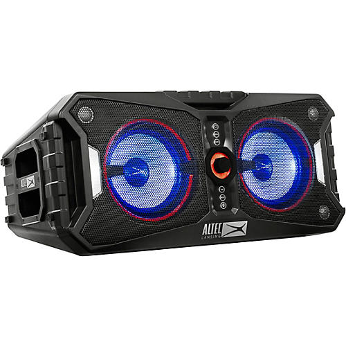 Altec Lansing Xpedition 8 Waterproof Active Battery Powered Loudspeaker thumbnail