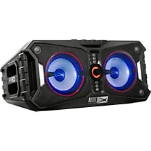 """Altec Lansing Xpedition Dual 8"""" Active Battery Powered Loudspeaker"""