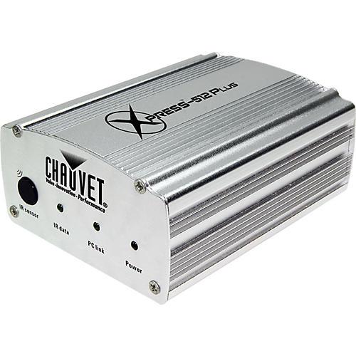 CHAUVET DJ Xpress 512 PLUS DMX Transmitter thumbnail
