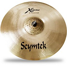 Scymtek Cymbals Xtreme Power Crash Cymbal