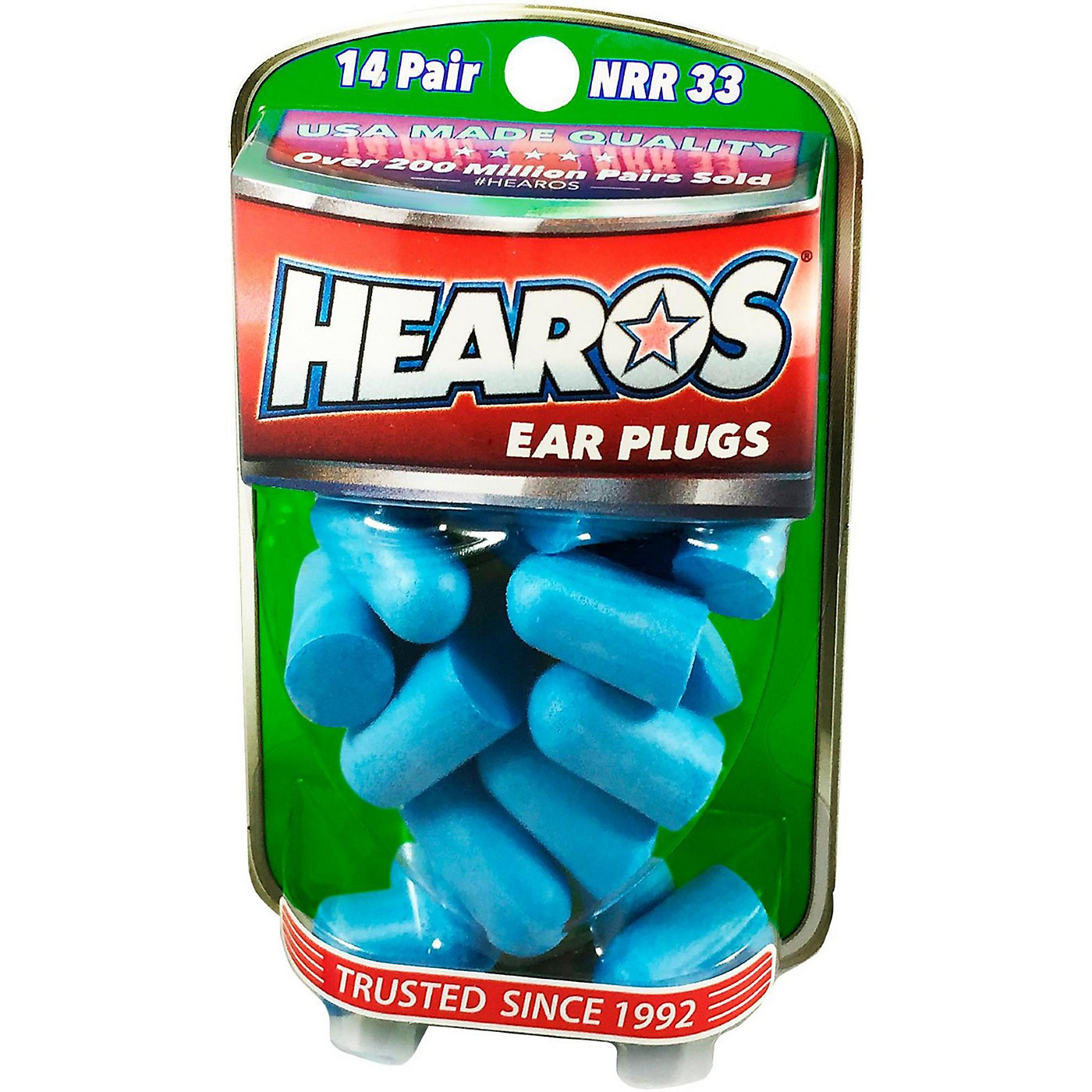 Hearos Xtreme Protection Series Ear Plugs 14-Pair thumbnail