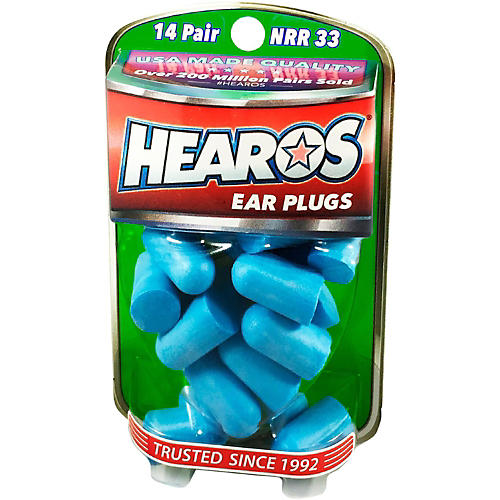Hearos Xtreme Protection Series Ear Plugs 14-Pair thumbnail