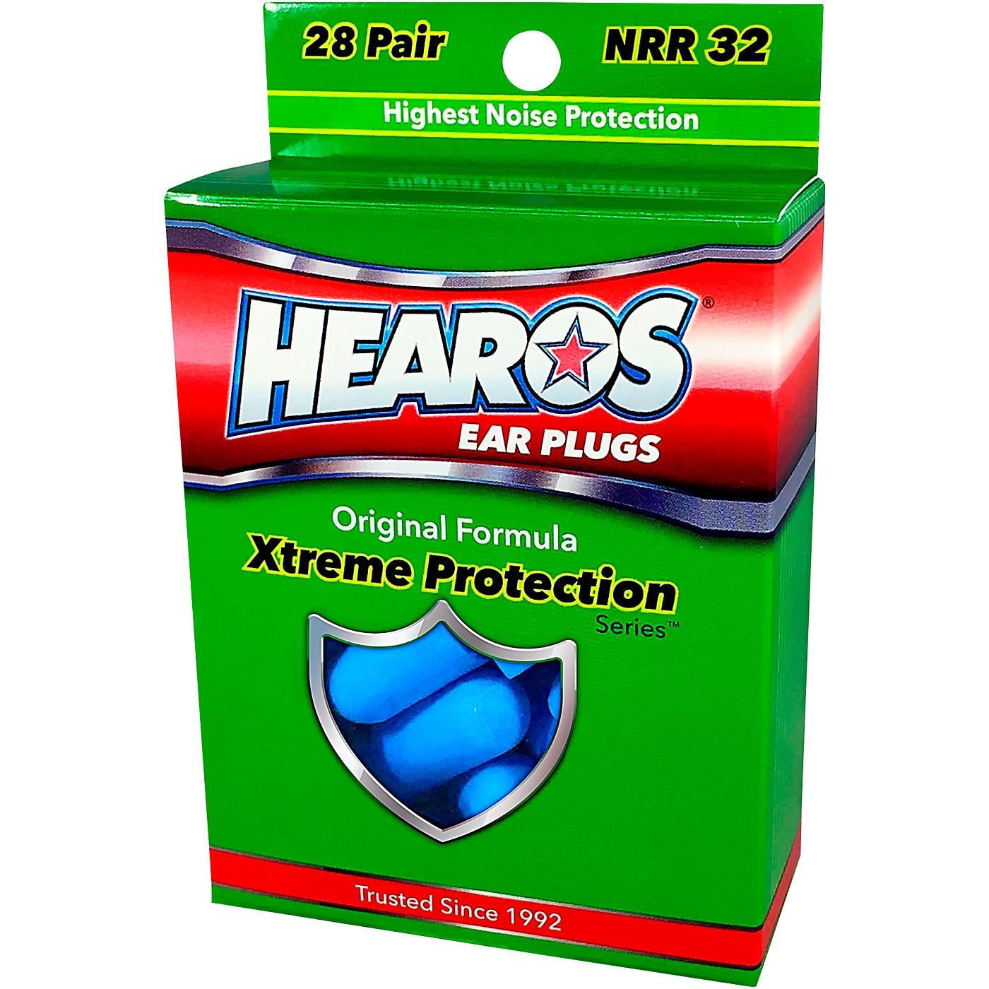 Hearos Xtreme Protection Series Ear Plugs 28 Pair thumbnail