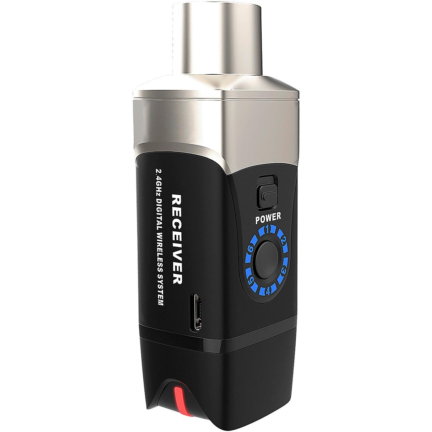 XVive Xvive Audio U3R XLR Plug-on Wireless Receiver for U3 System thumbnail