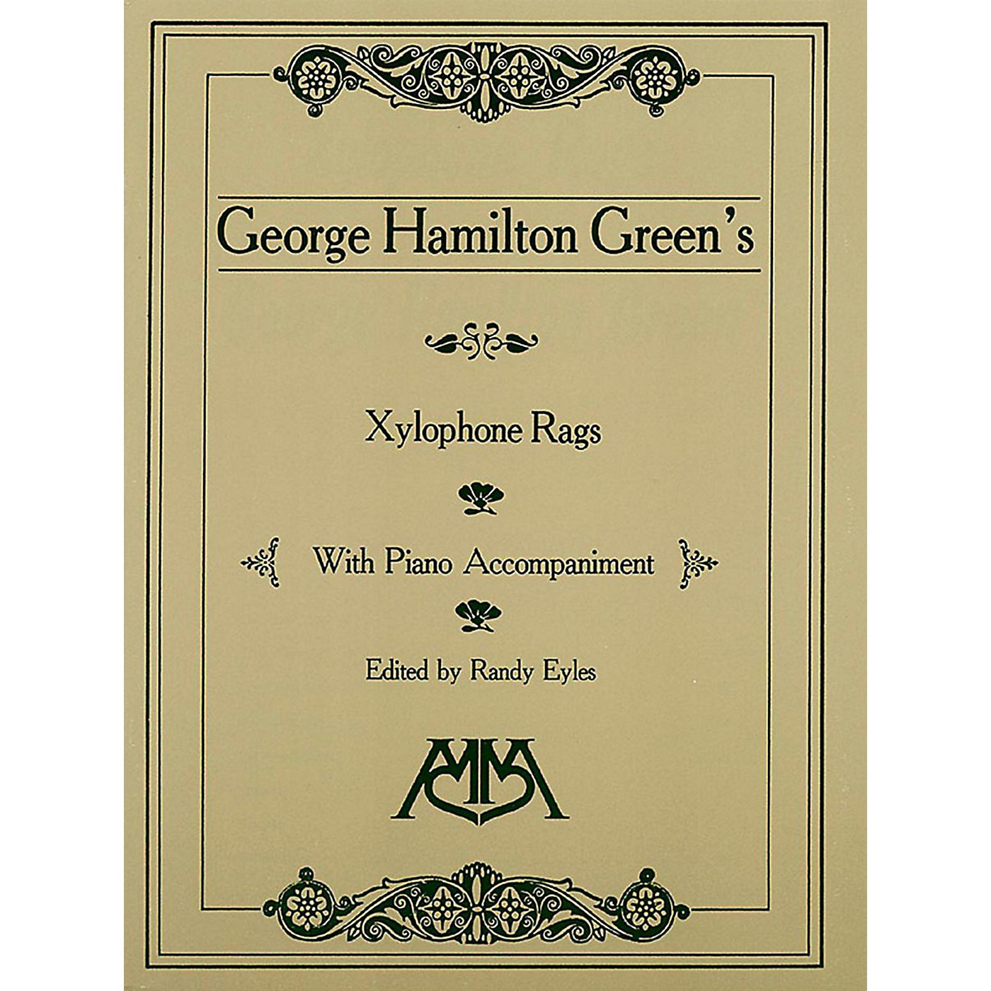 Meredith Music Xylophone Rags of George Hamilton Green thumbnail
