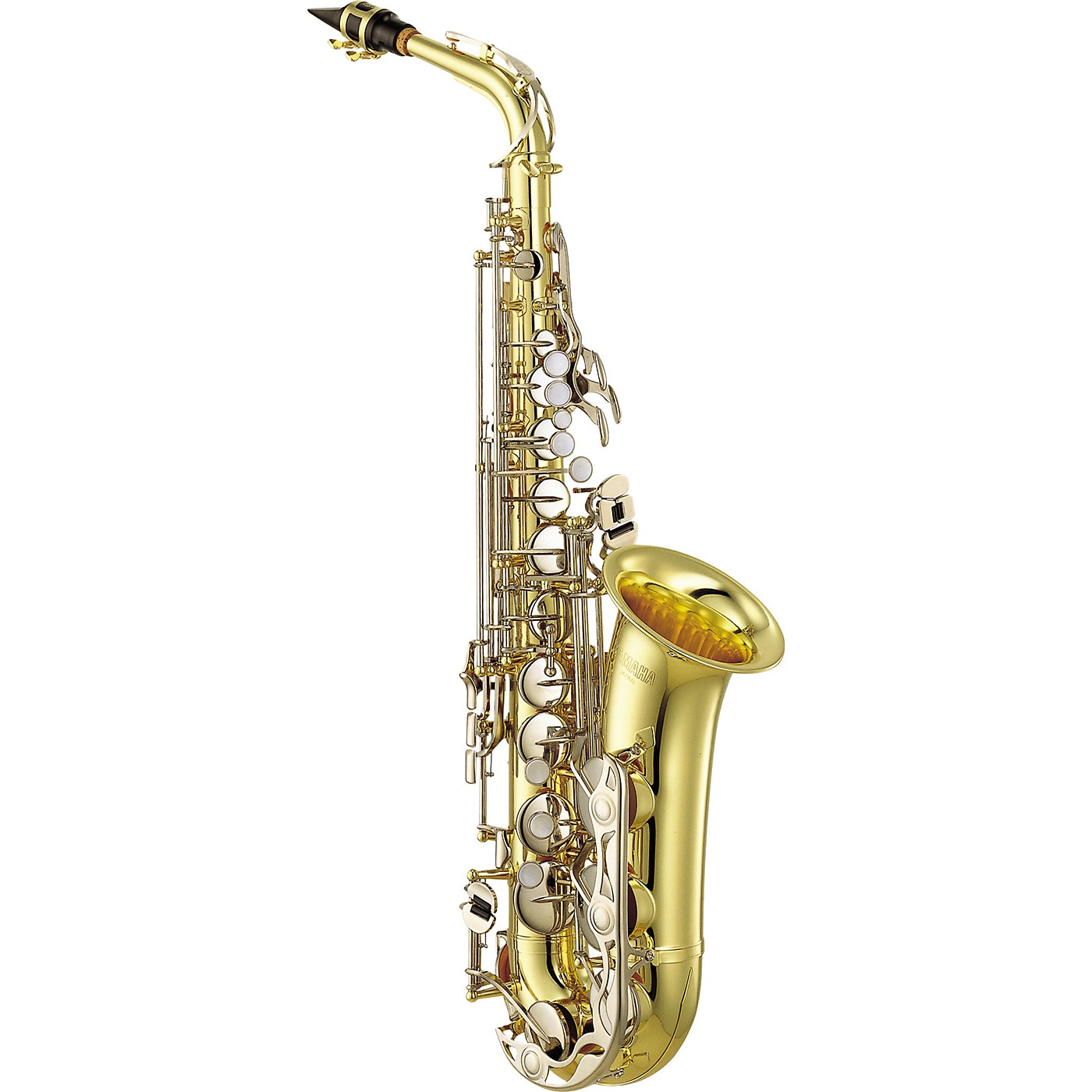 Yamaha YAS-23 Standard Eb Alto Saxophone thumbnail