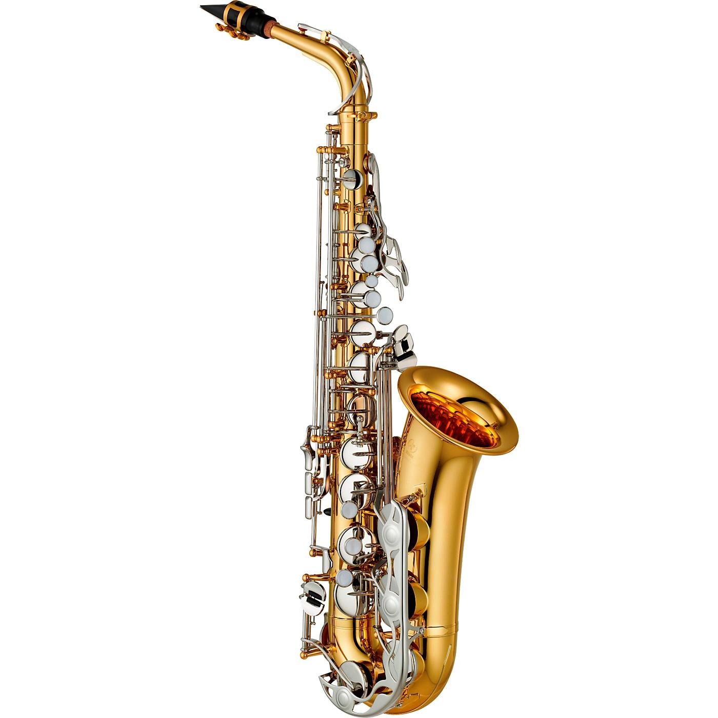 Yamaha YAS-26 Standard Alto Saxophone thumbnail