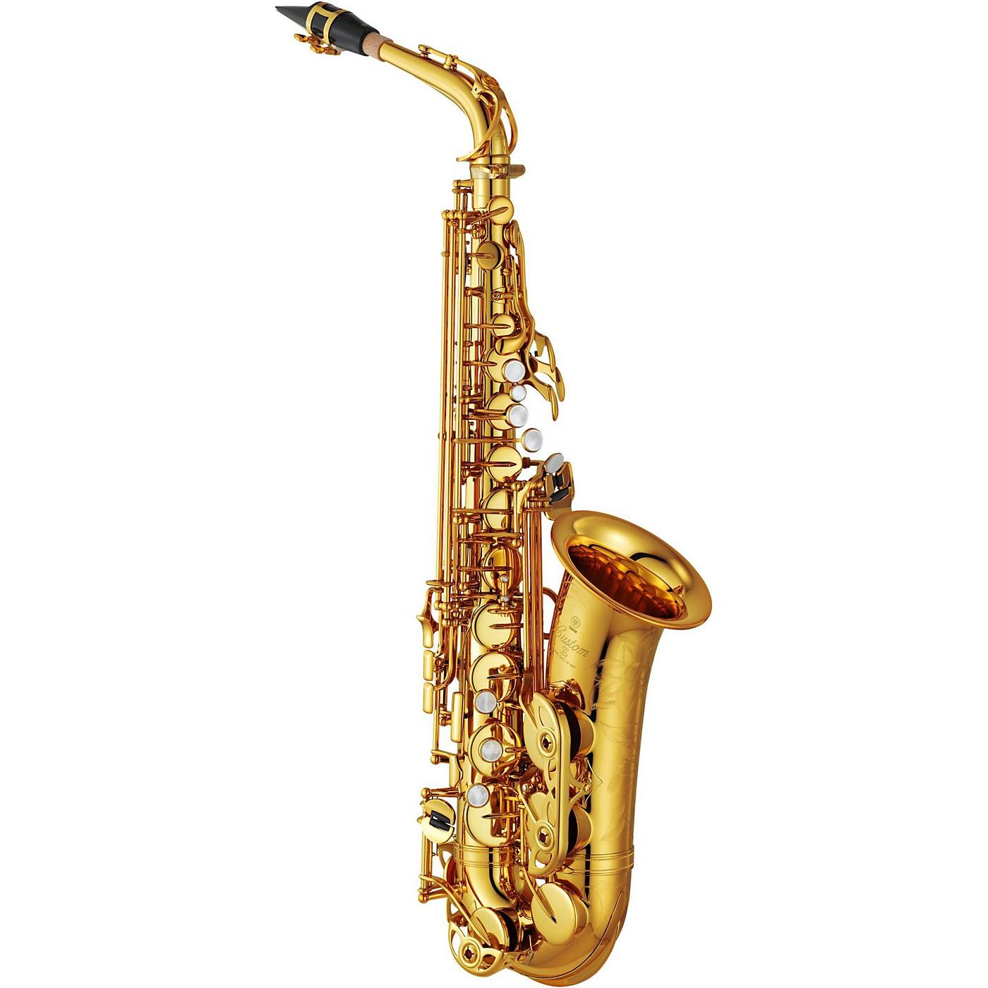 Yamaha YAS-82ZII Custom Series Alto Saxophone thumbnail