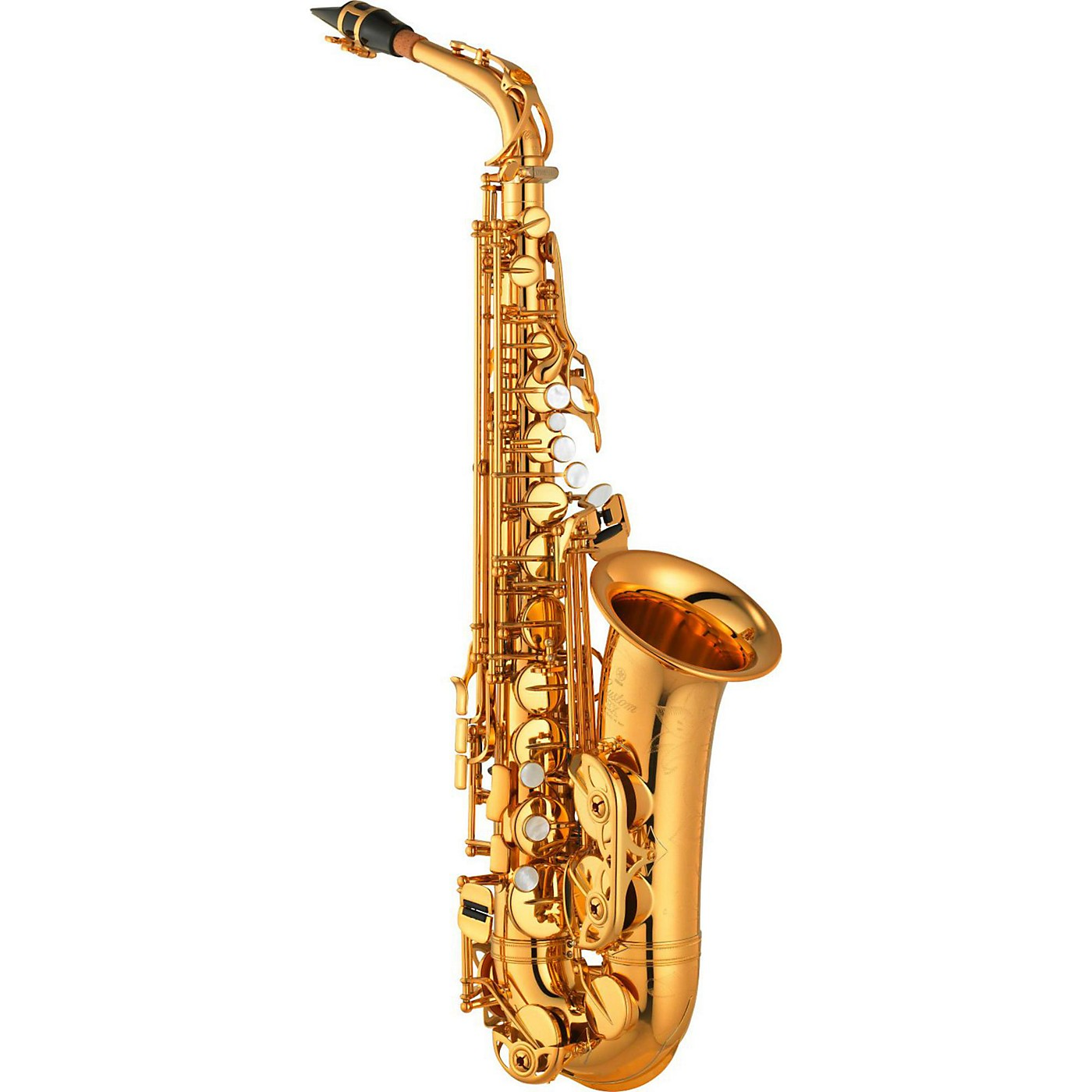 Yamaha YAS-875EXII Custom Series Alto Saxophone thumbnail