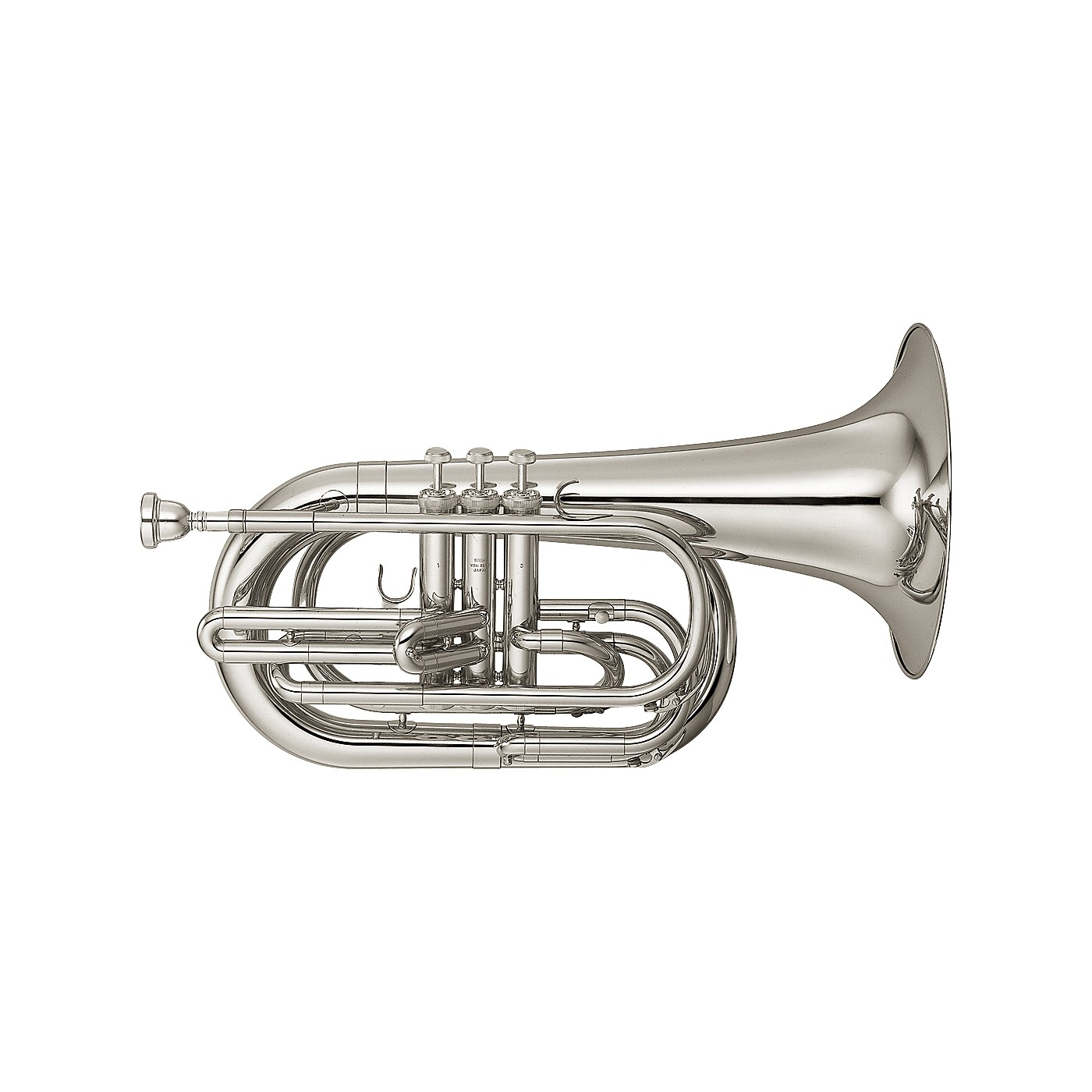 Yamaha YBH-301M Series Marching Bb Baritone thumbnail