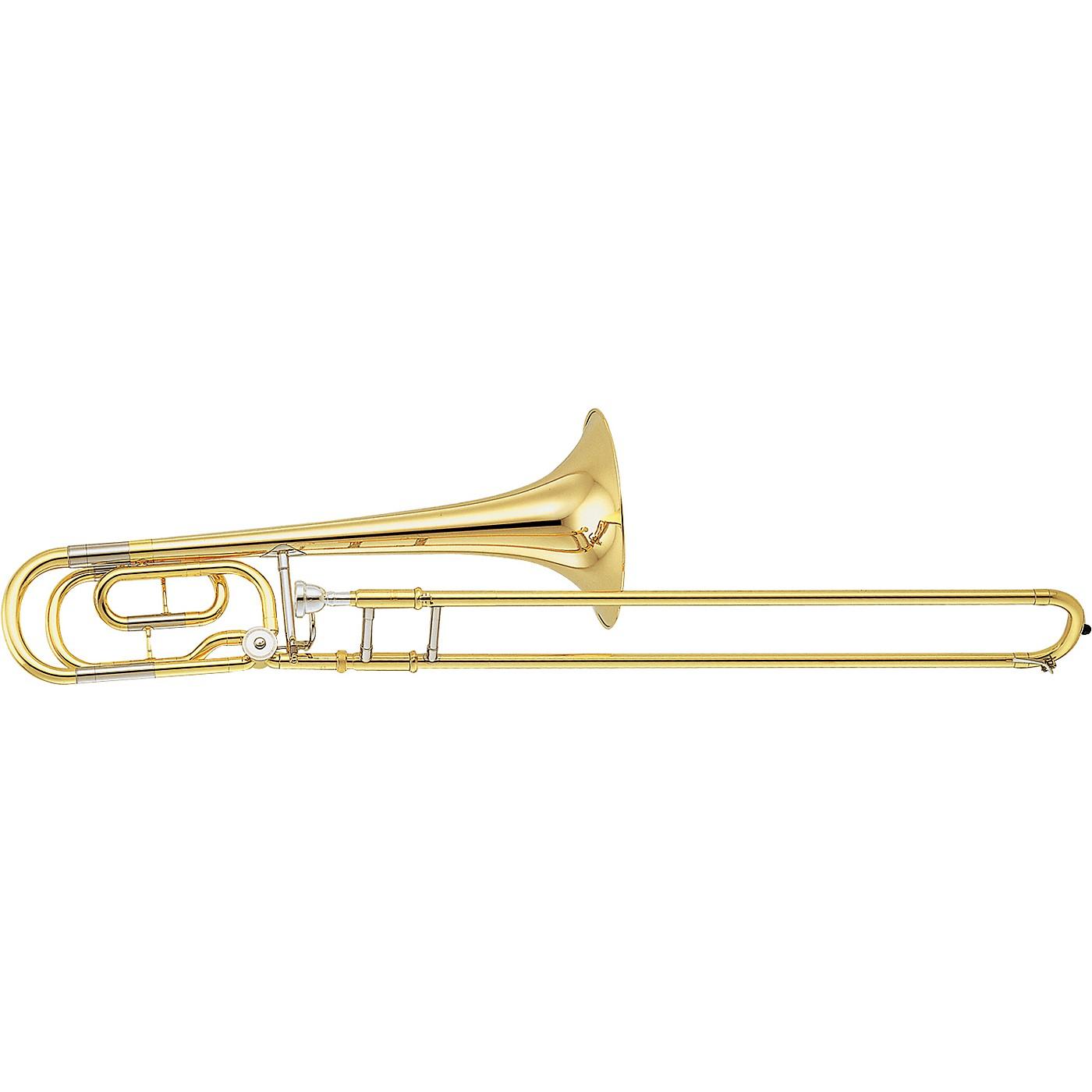 Yamaha YBL-421G Intermediate Bass Trombone thumbnail