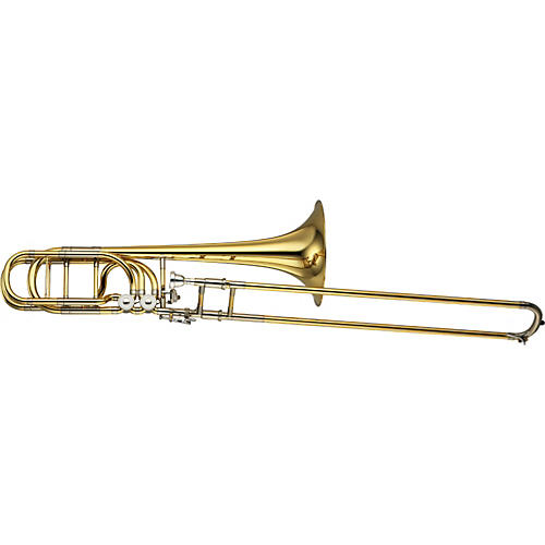 Yamaha YBL-830 Xeno Series Bass Trombone-thumbnail