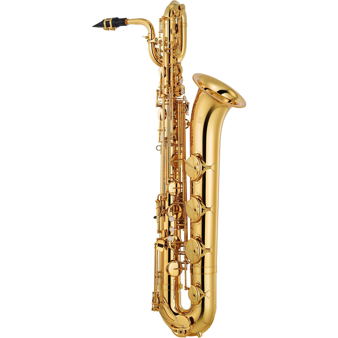 Yamaha YBS-480 Intermediate Eb Baritone Saxophone thumbnail