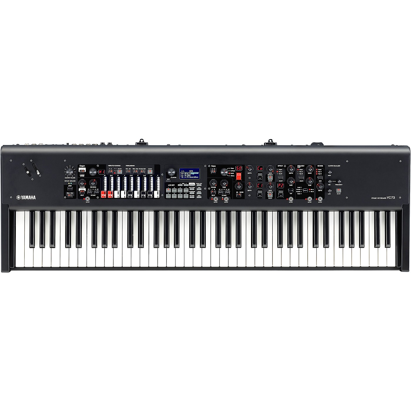 Yamaha YC73 73-Key Organ Stage Keyboard thumbnail