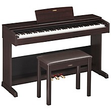 Yamaha YDP103R Arius Traditional Console Digital Piano with Bench
