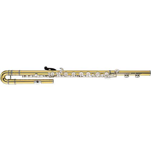 Yamaha YFL-B441II Professional Bass Flute-thumbnail
