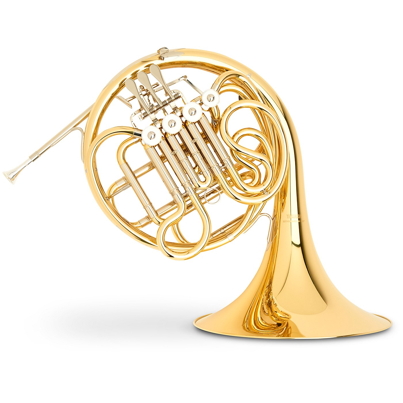 Yamaha YHR-567 Geyer Series Intermediate Double French Horn thumbnail