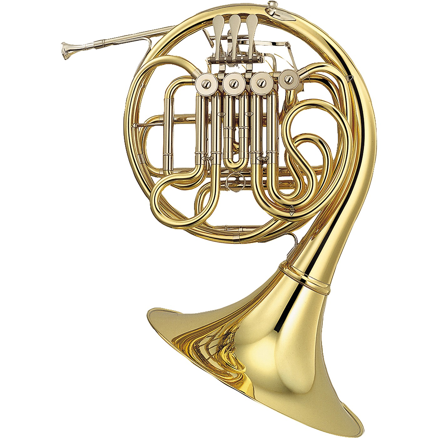 Yamaha YHR-567D Geyer Series Intermediate Double French Horn thumbnail