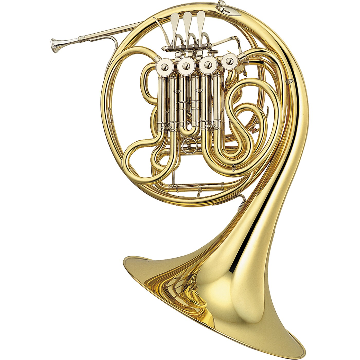 Yamaha YHR-667 Geyer Series Fixed Bell Double French Horn thumbnail