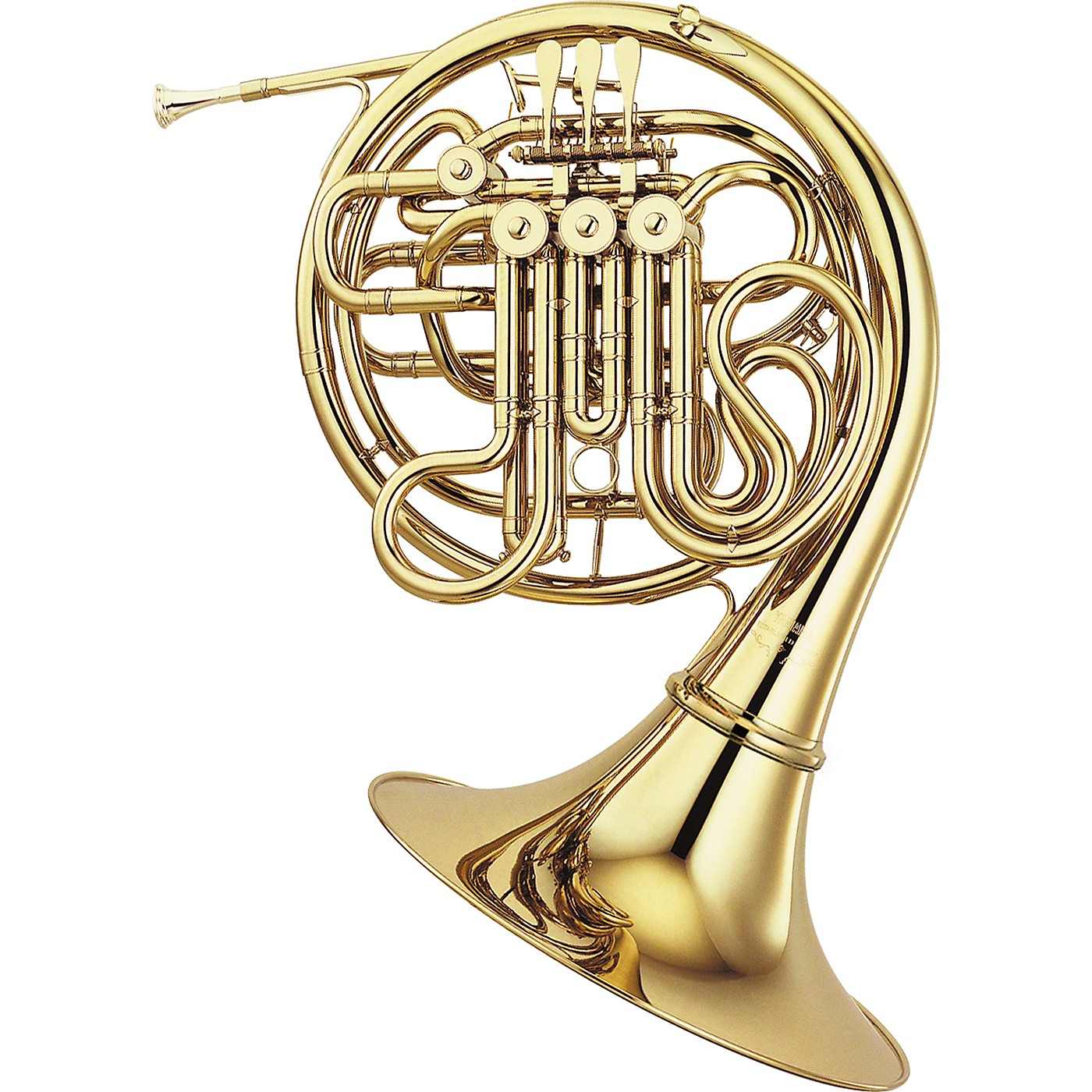 Yamaha YHR-668DII Professional Double French Horn thumbnail